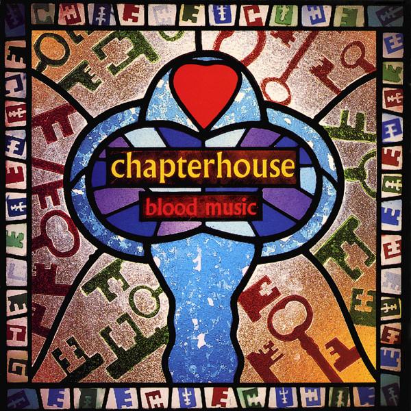 Chapterhouse - Blood Music [LTD LP] (Coloured Vinyl)