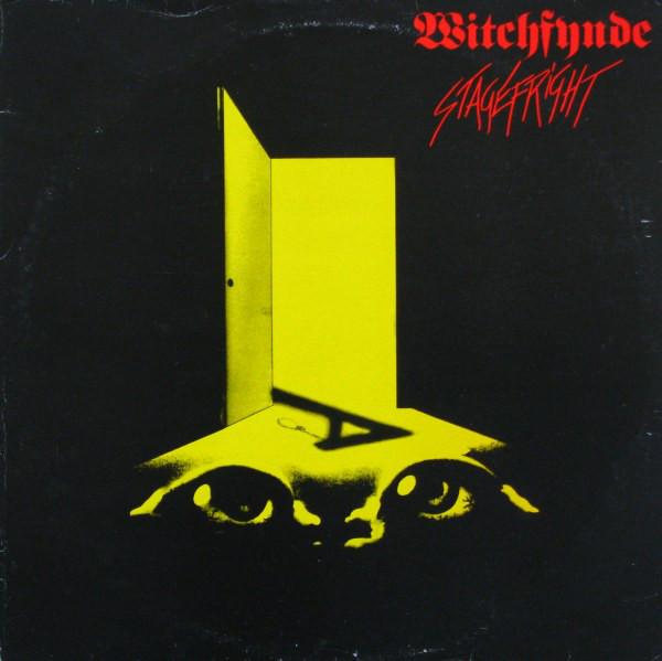 Witcheynde - Stage Fright [LP]