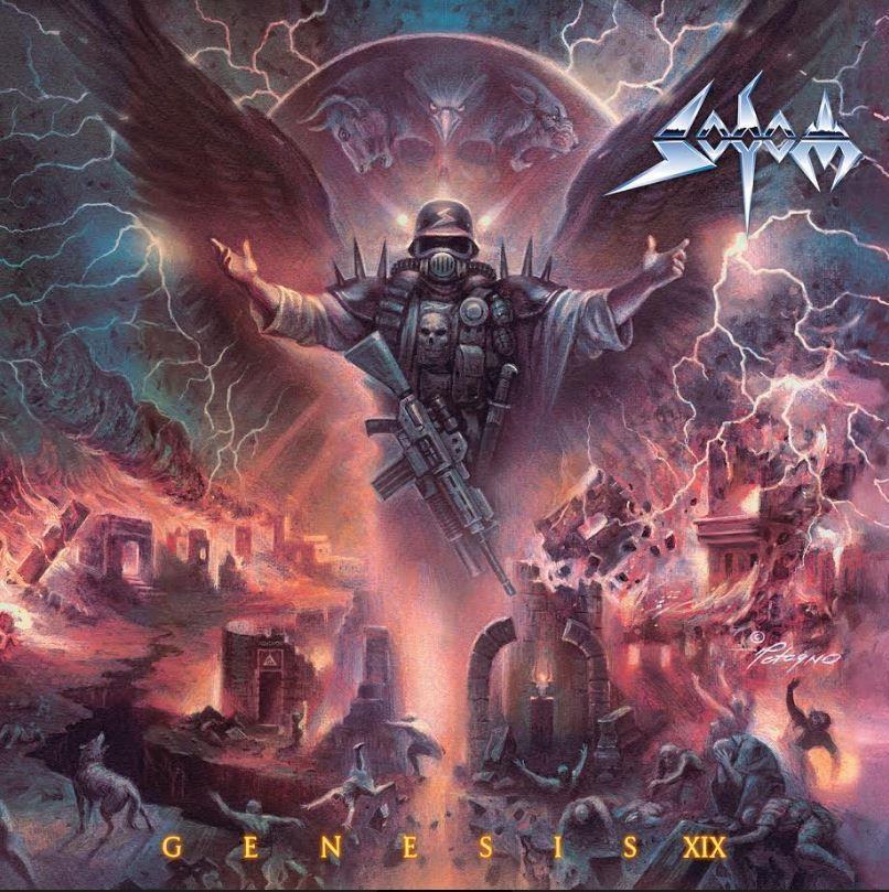 Sodom - Genesis XIX [2xLP]