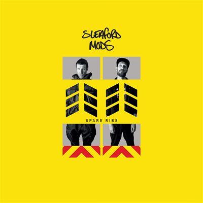 Sleaford Mods - Spare Ribs [LTD LP] (Clear green vinyl)