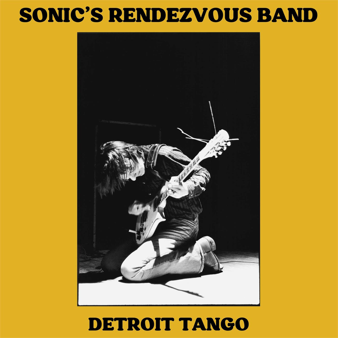 Sonic's Rendezvous Band - Detroit Tango [LTD 2xLP] (Red vinyl)