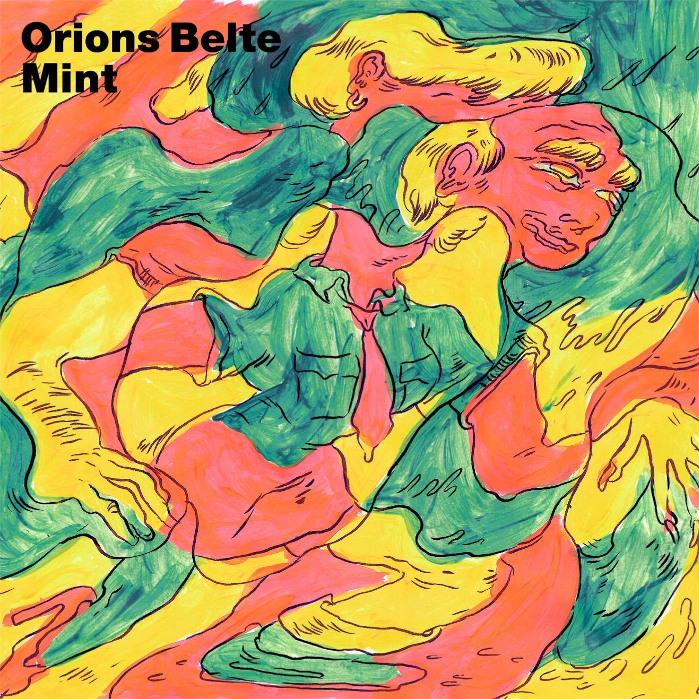 Orions Belte - Mint [LP]