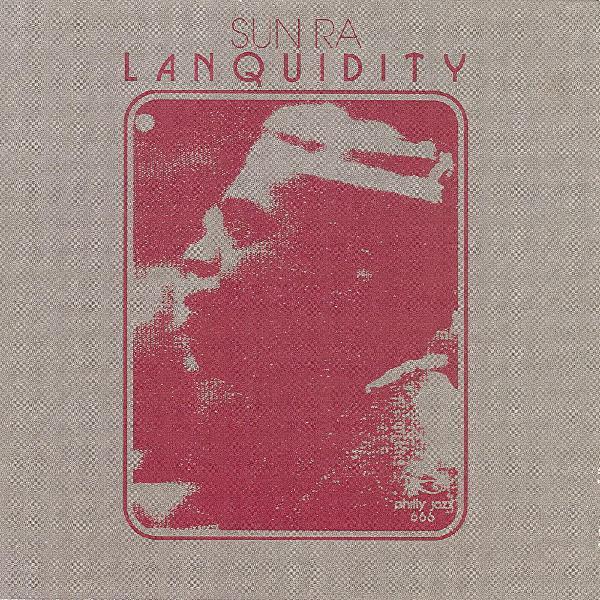 Sun Ra - Lanquidity [4xLP]
