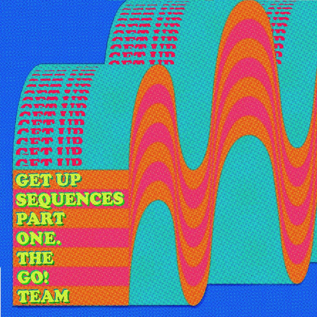 The Go! Team - Get Up Sequences Part One [LTD LP] (turquoise vinyl)