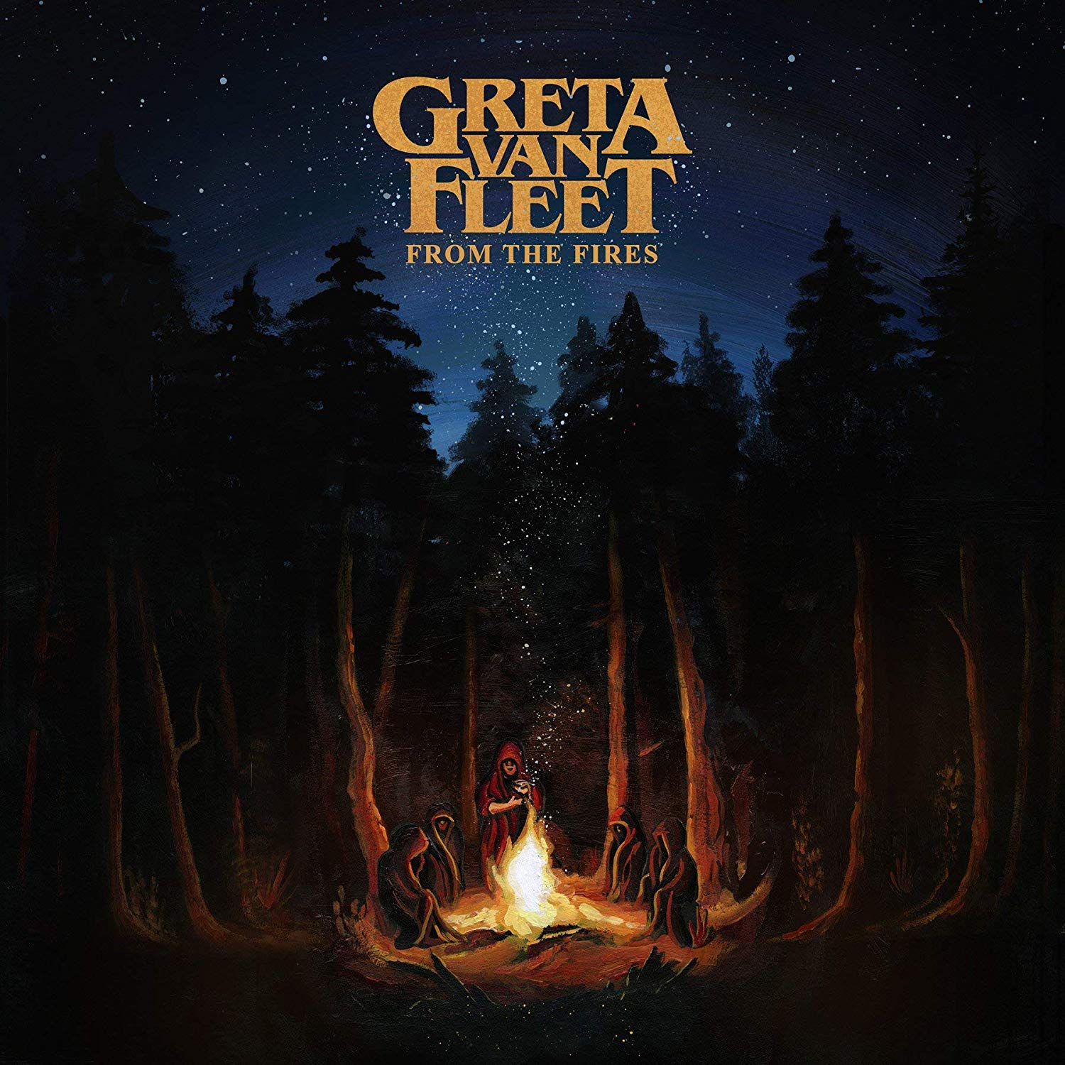 Greta Van Fleet - From The Fires [LP] (RSD BF 2019)