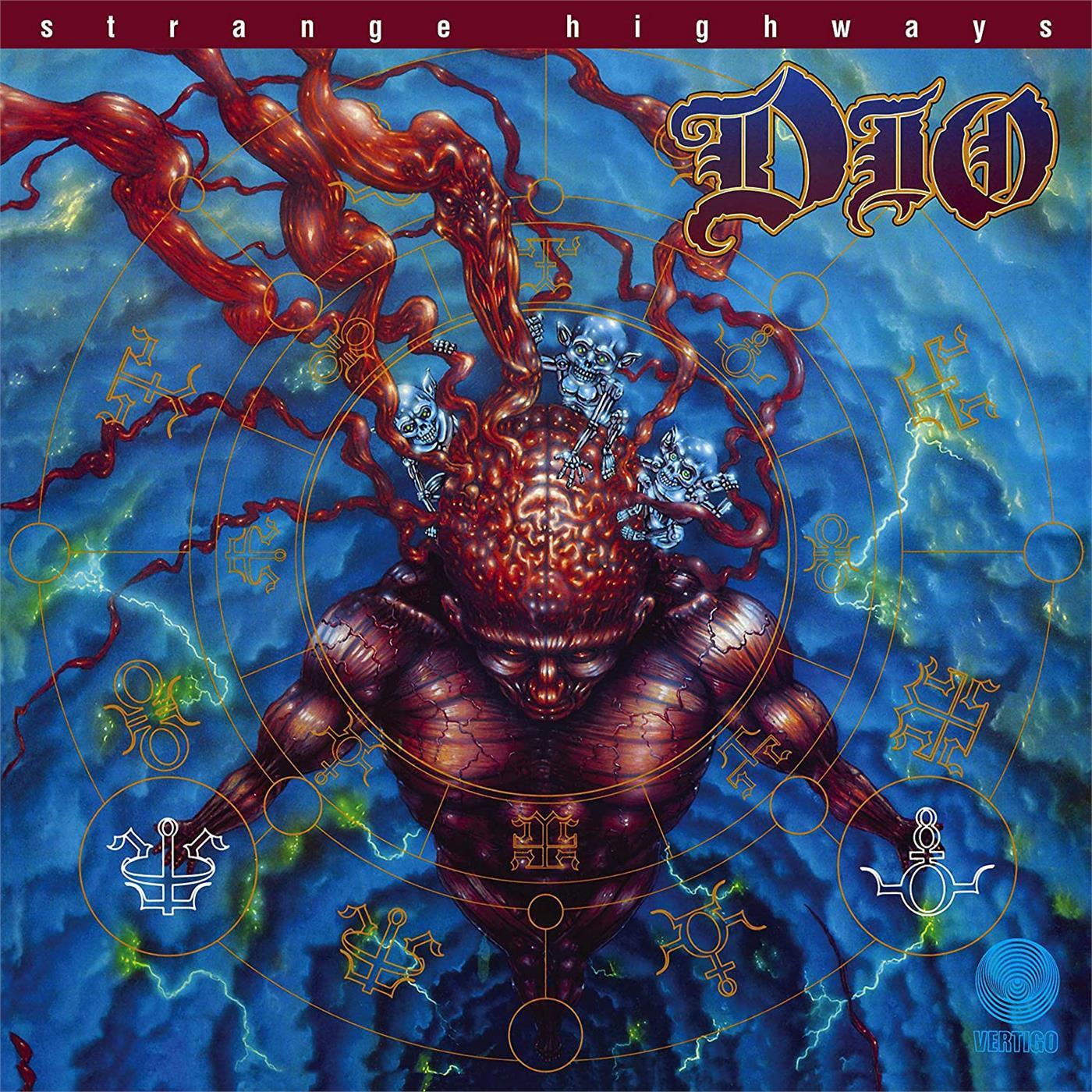 Dio - Strange Highways [2xLP]