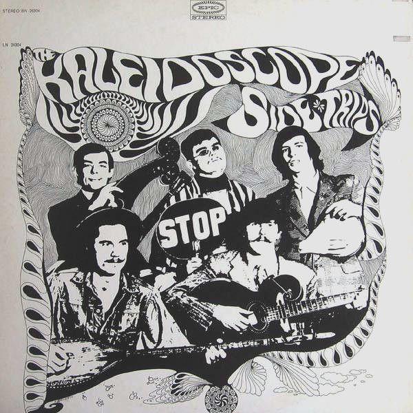 Kaleidoscope - Side Trips [LP]