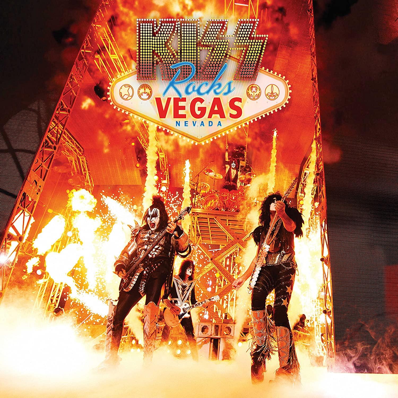 Kiss - Rocks Vegas [LTD 2xLP+DVD]