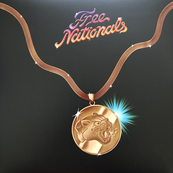 Free Nationals - Free Nationals [2xLP]