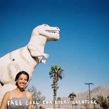 Free Cake For Every Creature - Talking Quietly Of Anything With You [LP]