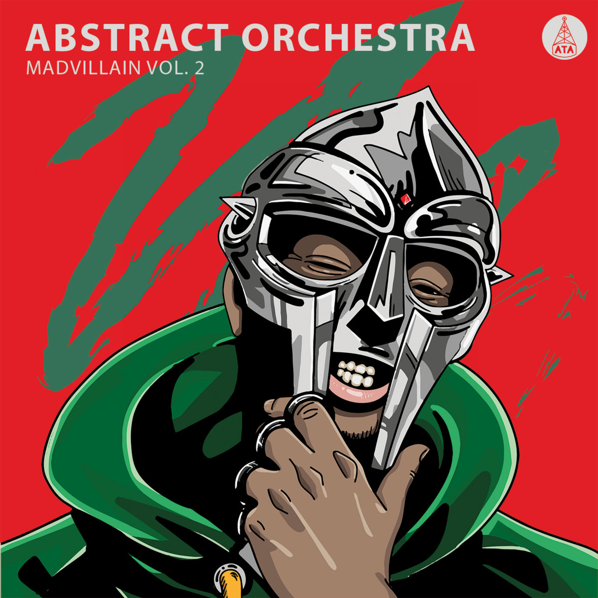 Abstract Orchestra - Madvillain, Pt. 2 [LP]