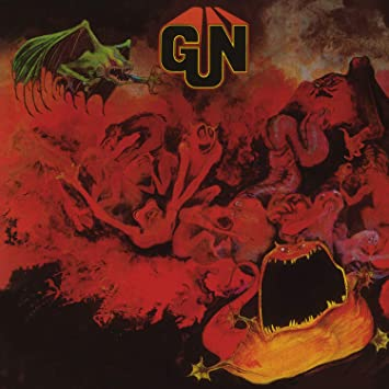 Gun - Gun [LP] (Coloured vinyl)