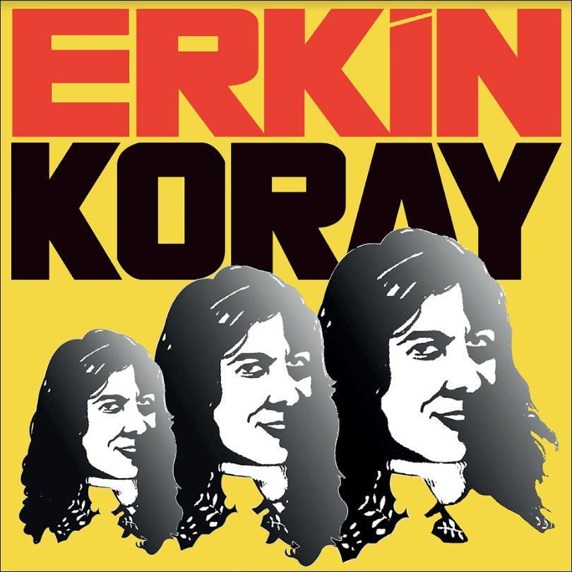Erkin Koray - Erkin Koray [LP]