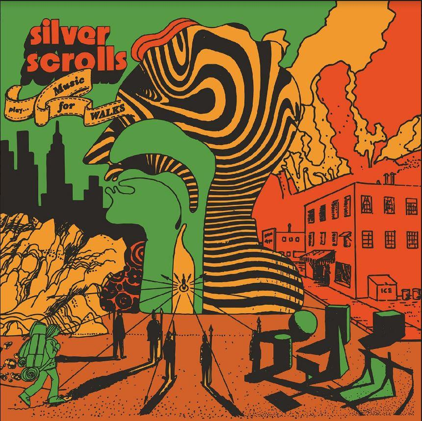 Silver Scrolls - Music For Walks [LP]
