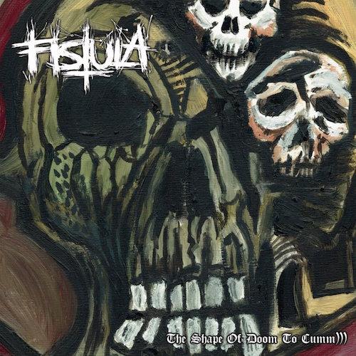 Fistula - The Shape Of Doom To Cumm))) [LP] (Red vinyl)