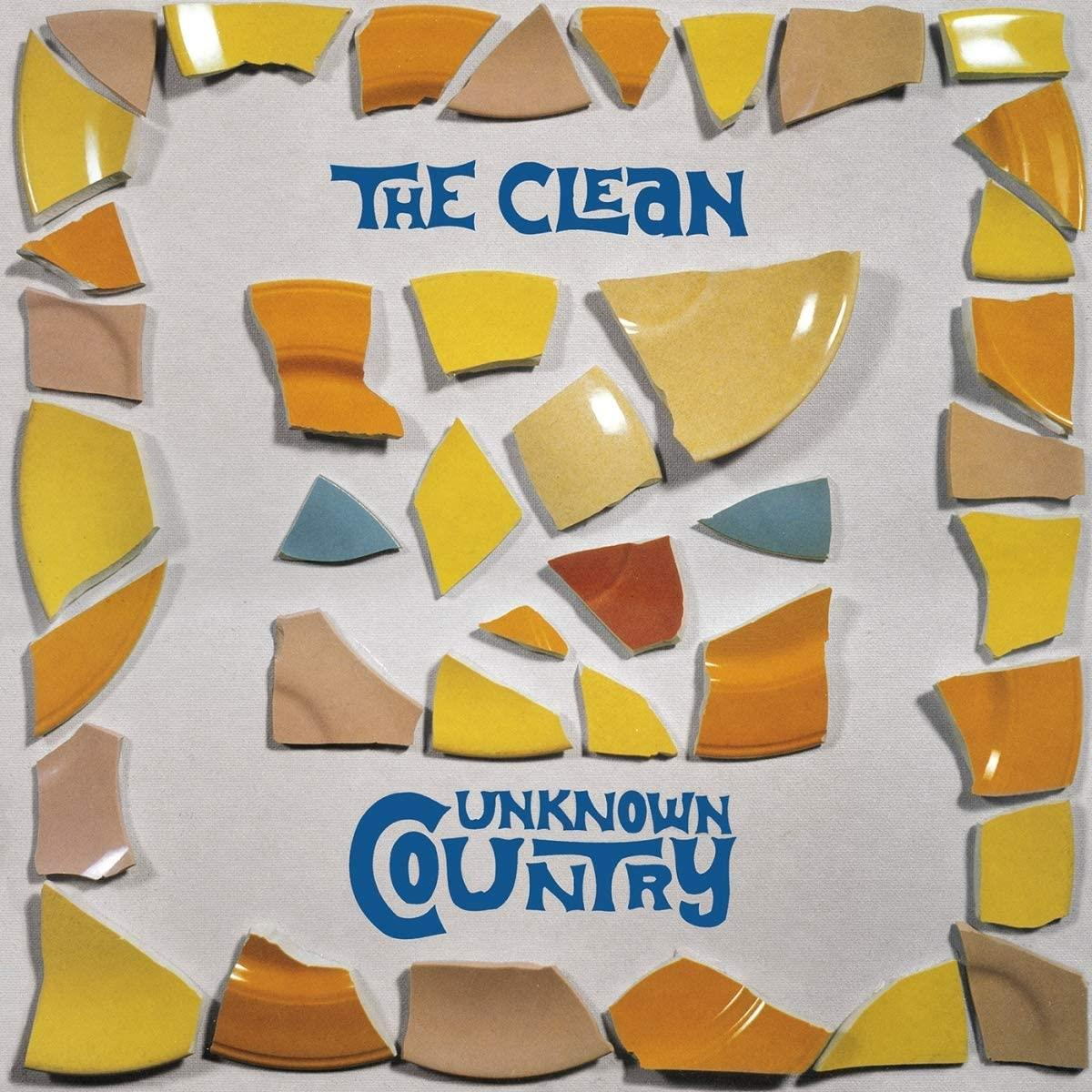The Clean - Unknown Country [LP]