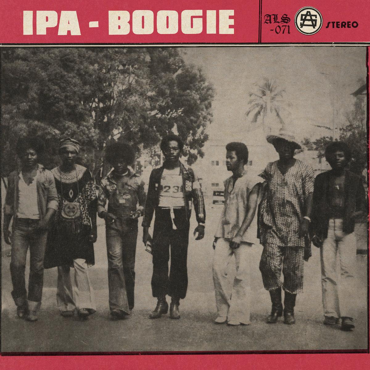 Ipa-Boogie - Ipa-Boogie [LP]