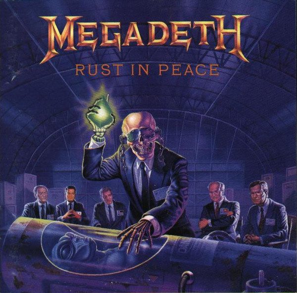 Megadeth - Rust In Peace [LTD LP]