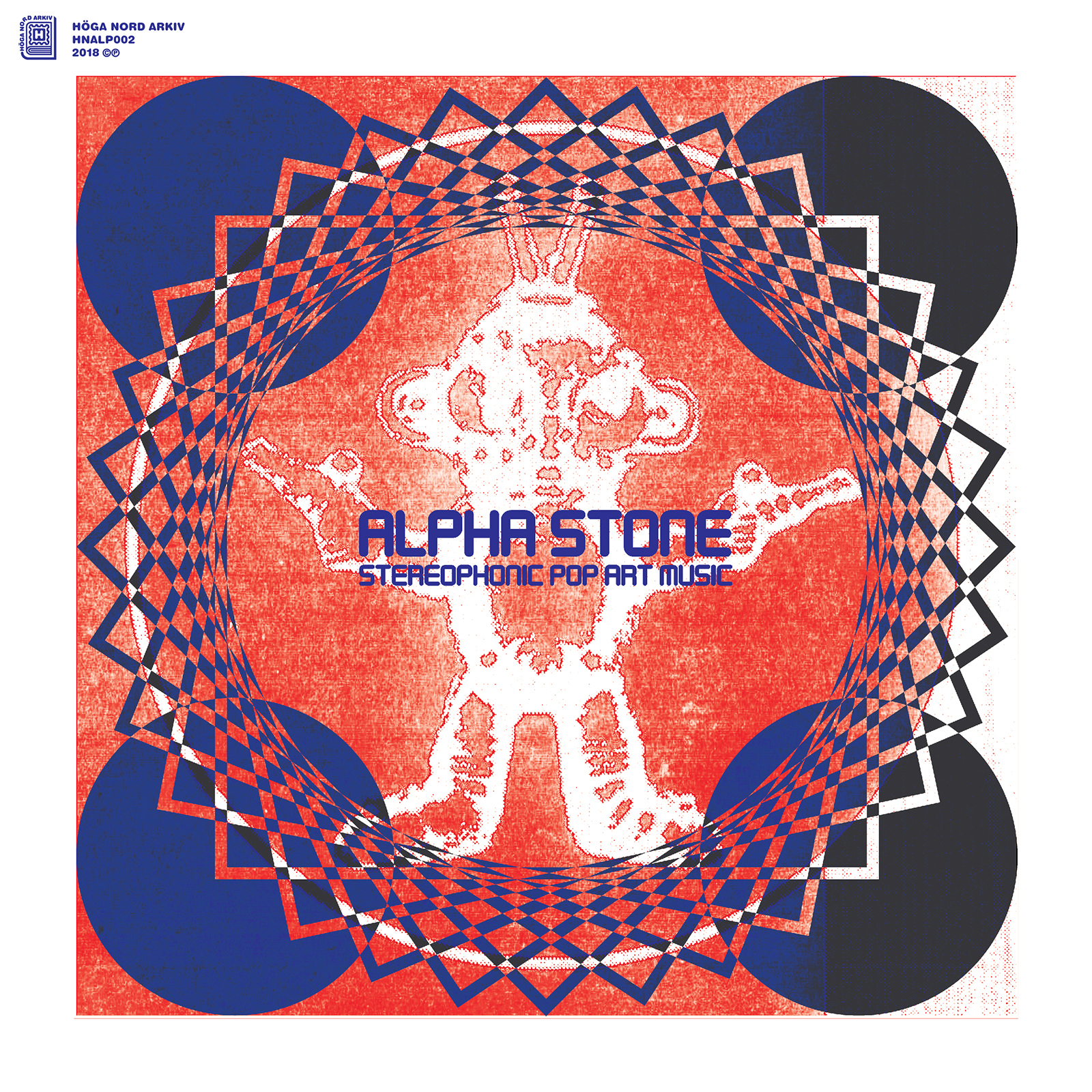 Alphastone - Stereophonic Pop Art Music [2xLP]