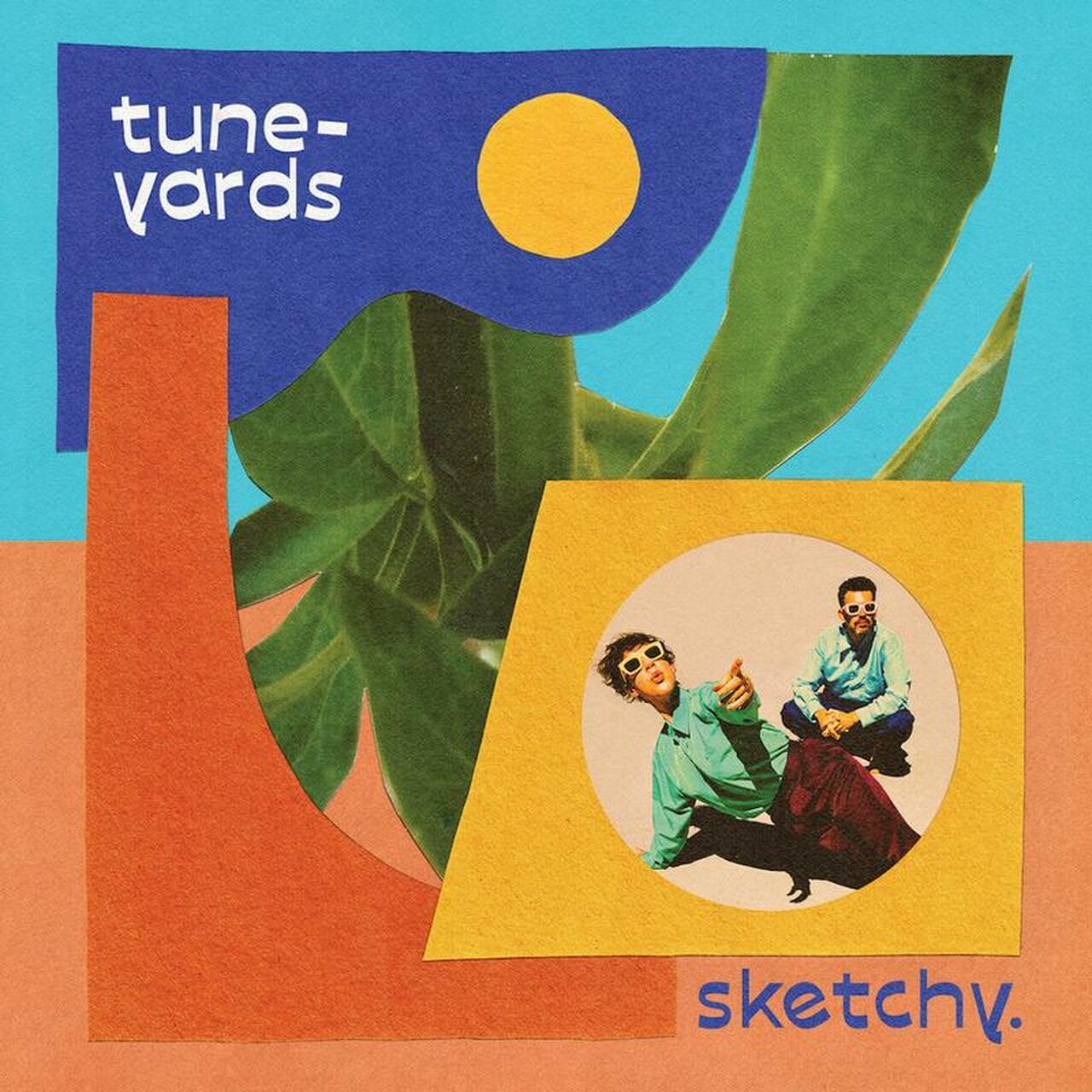 Tune-Yards - Sketchy [LP] (Blue vinyl)