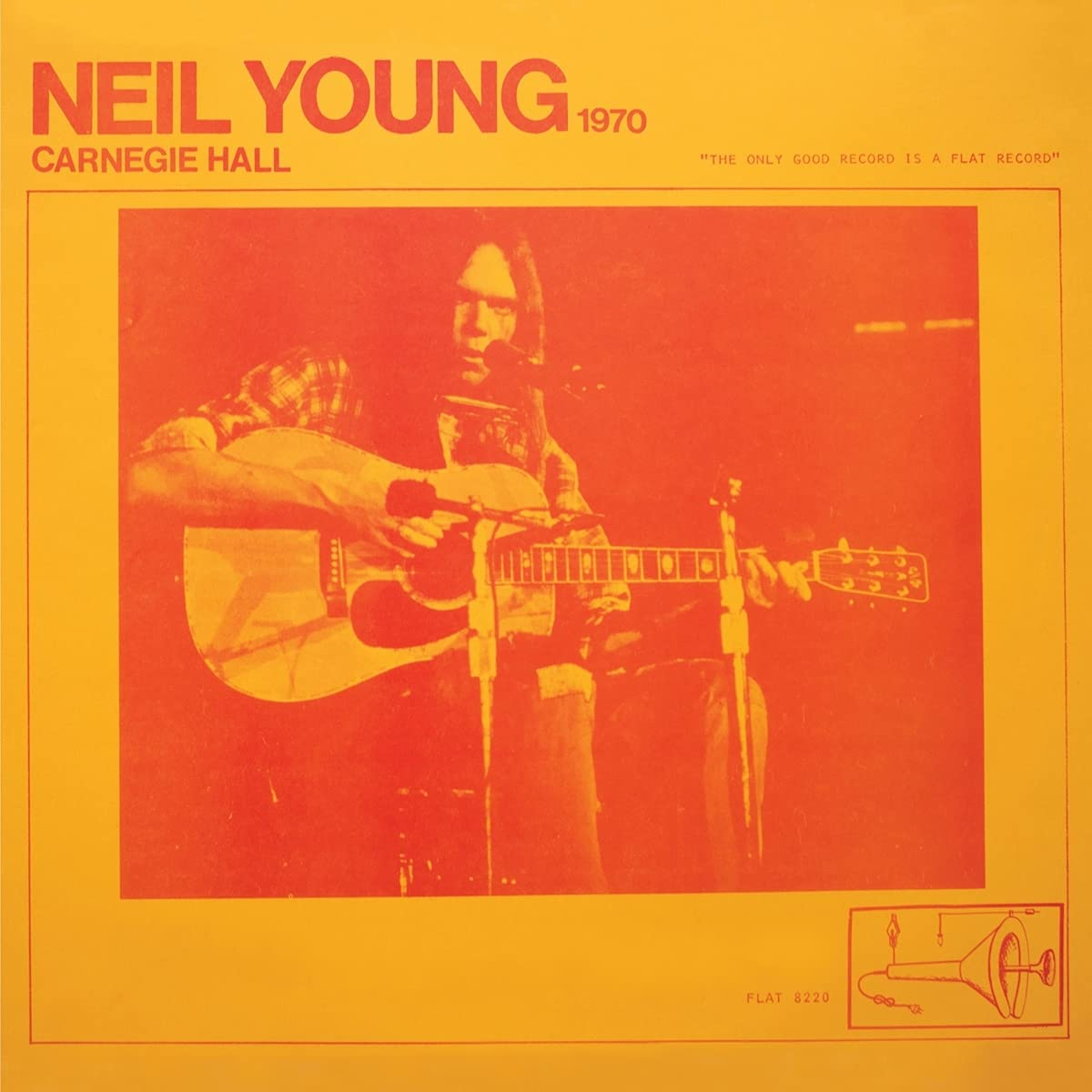 Neil Young - Carnegie Hall 1970 [2xLP]