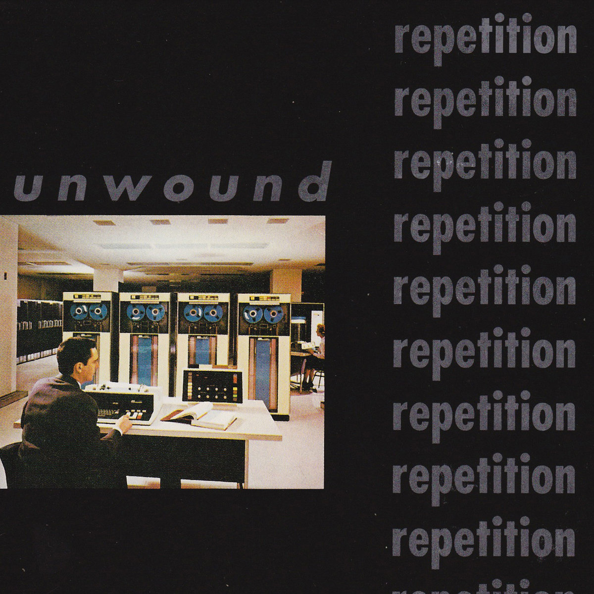 Unwound - Repetition [LTD LP] (grey marble vinyl)