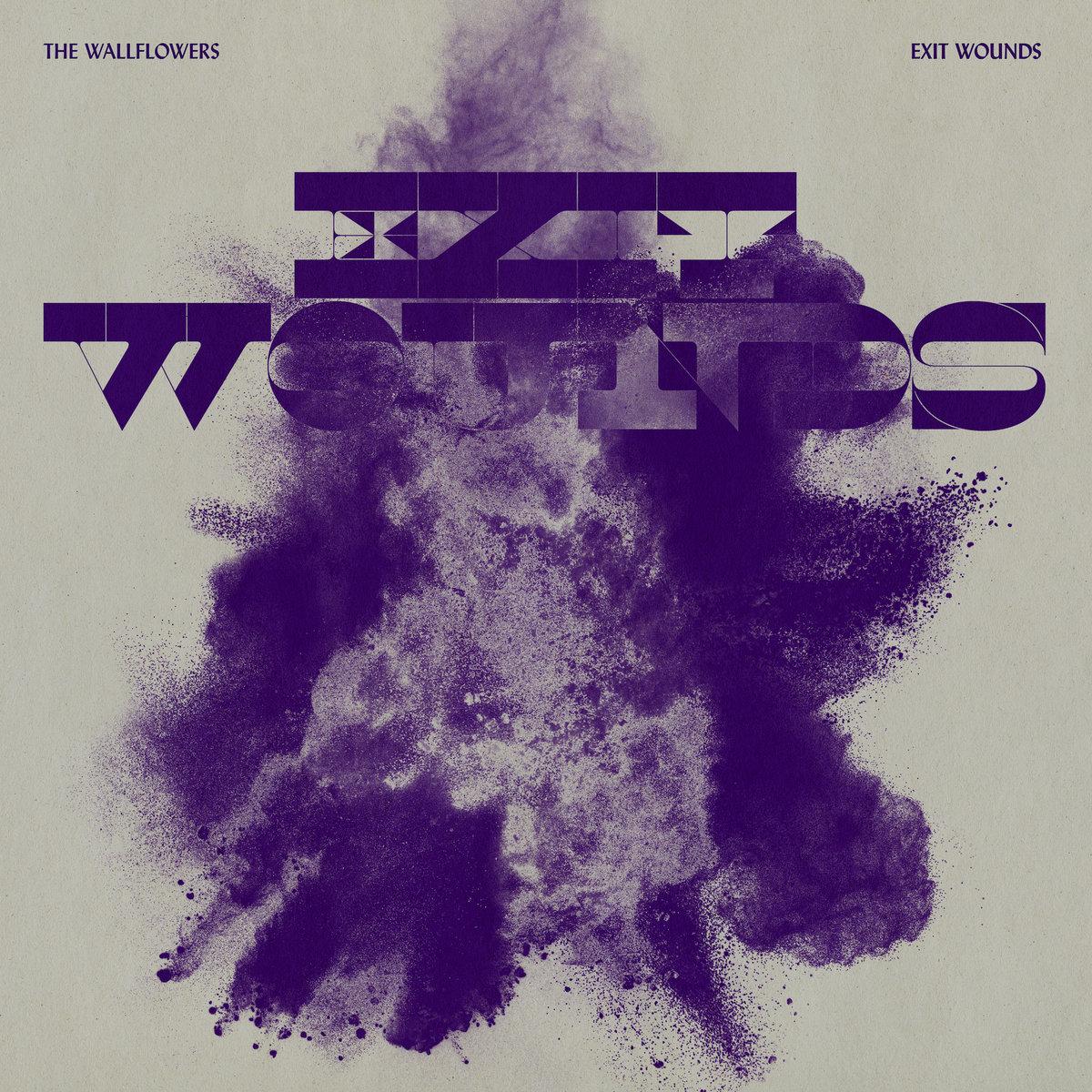 Wallflowers - Exit Wounds [LTD LP] (Scando Excl. Splatter)