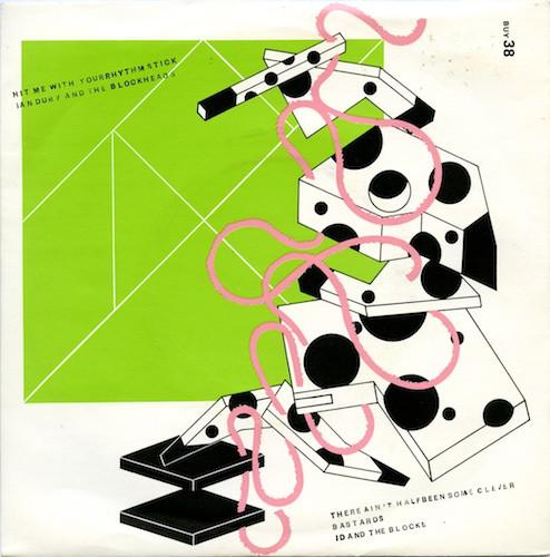 "Ian Dury & The Blockheads - Hit Me With Your Rhythm Stick [LTD 12""] (RSD21)"