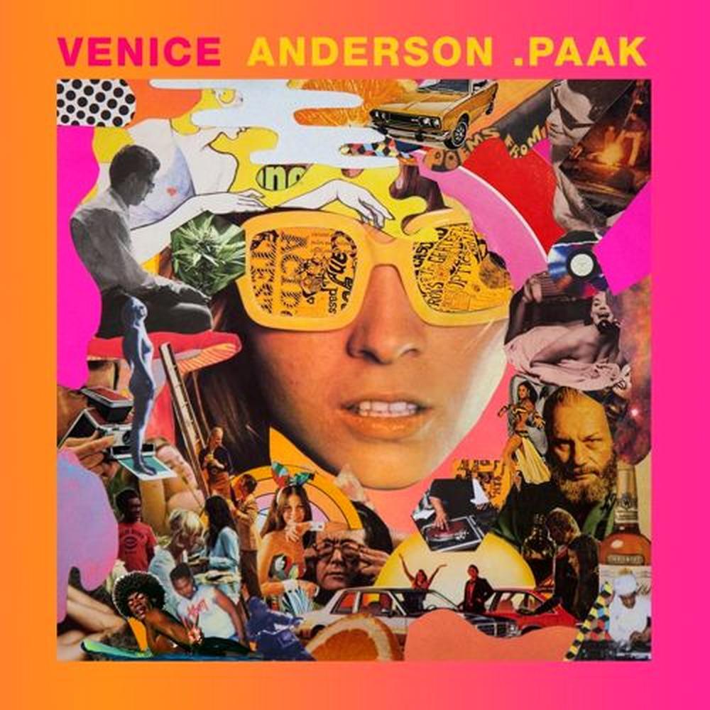 Anderson.Paak – Venice [2xLP]