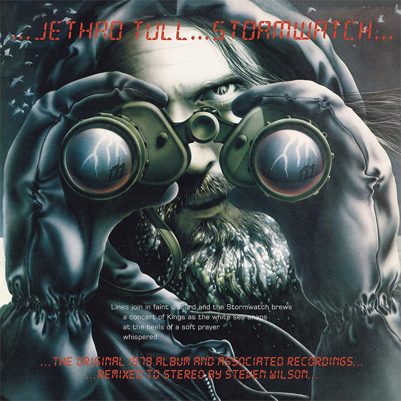 Jethro Tull - Stormwatch [LP] (Steven Wilson stereo remix)