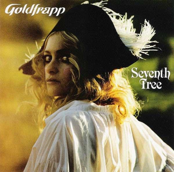 Goldfrapp - Seventh Tree [LP] (Yellow Vinyl)