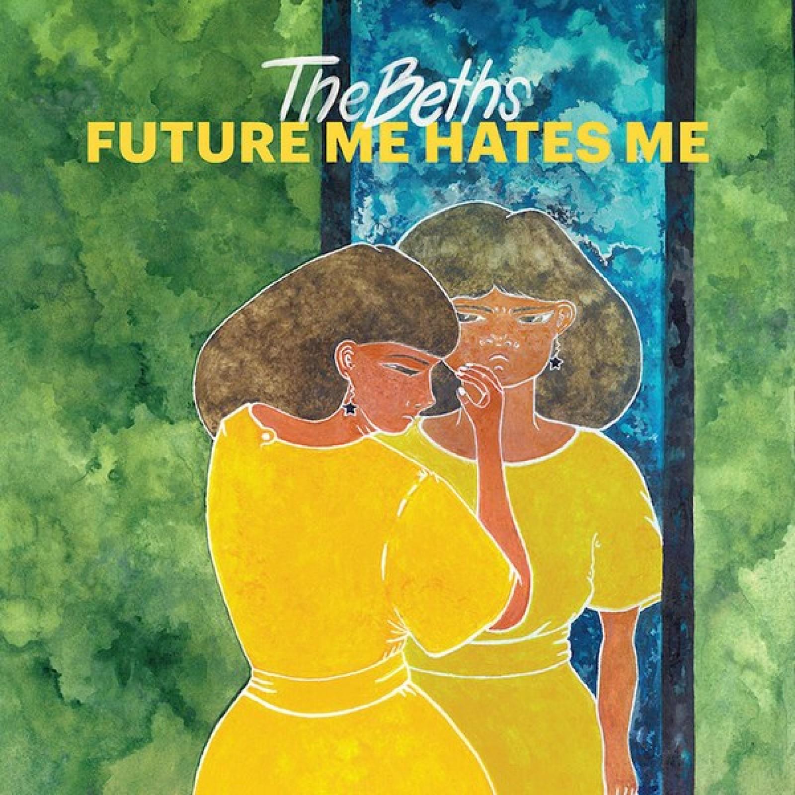 The Beths - Future Me Hates Me [LP] (cloudy Grape Vinyl)