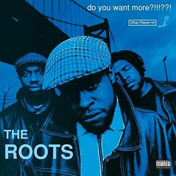 The Roots - Do You Want More?!!!??! [LTD 3xLP] (Deluxe)