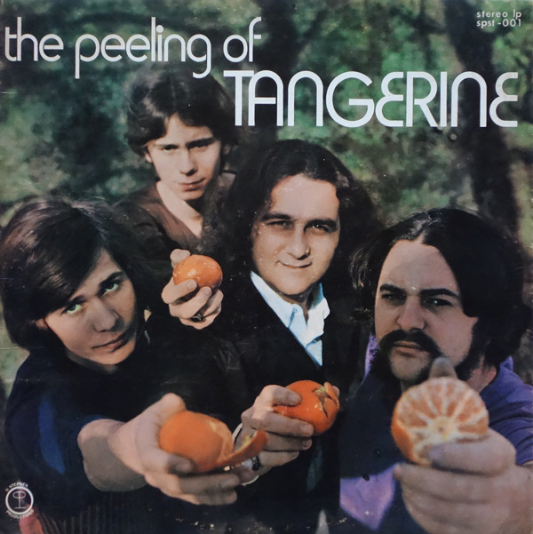 Tangerine - The Peeling Of Tangerine [LP]