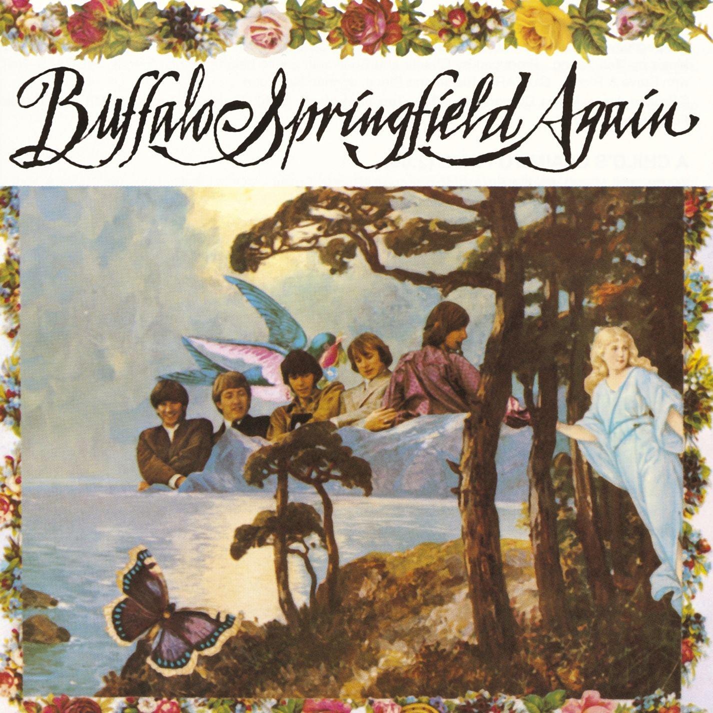 Buffalo Springfield - Buffalo Springfield Again [LP]