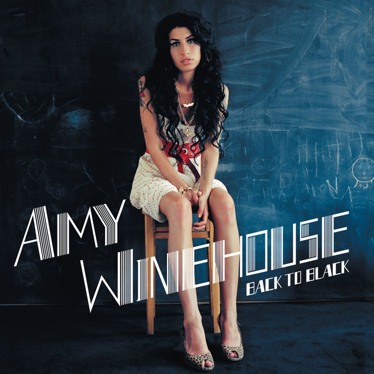 Amy Winehouse - Back To Black [LP]