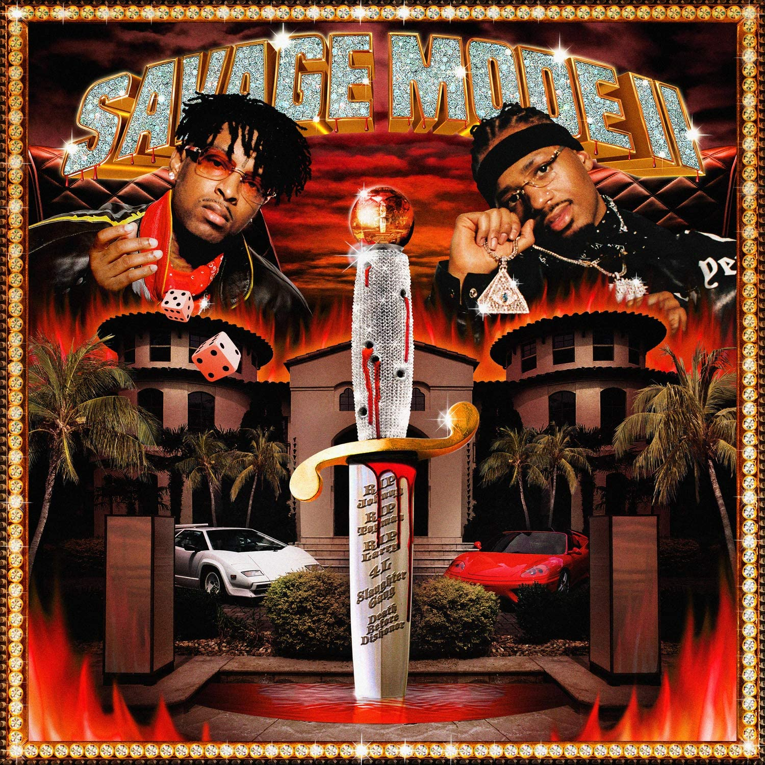 21 Savage & Metro Boomin - Savage Mode II [LP]