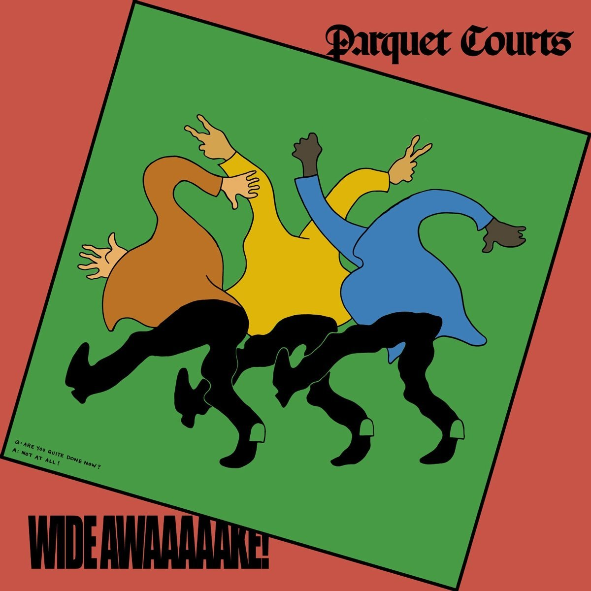 Parquet Courts - Wide Awake! [LP]