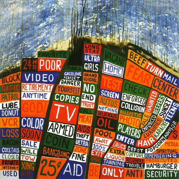 Radiohead - Hail to the Theif [2xLP]