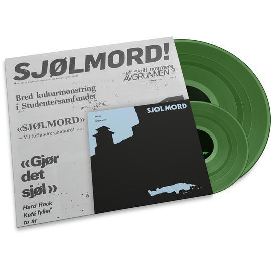 Sjølmord - Anthology [LTD LP+7