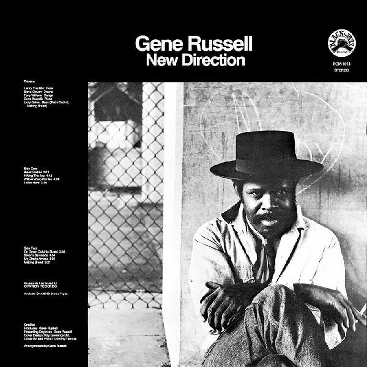 Gene Russell - New Direction [LP]