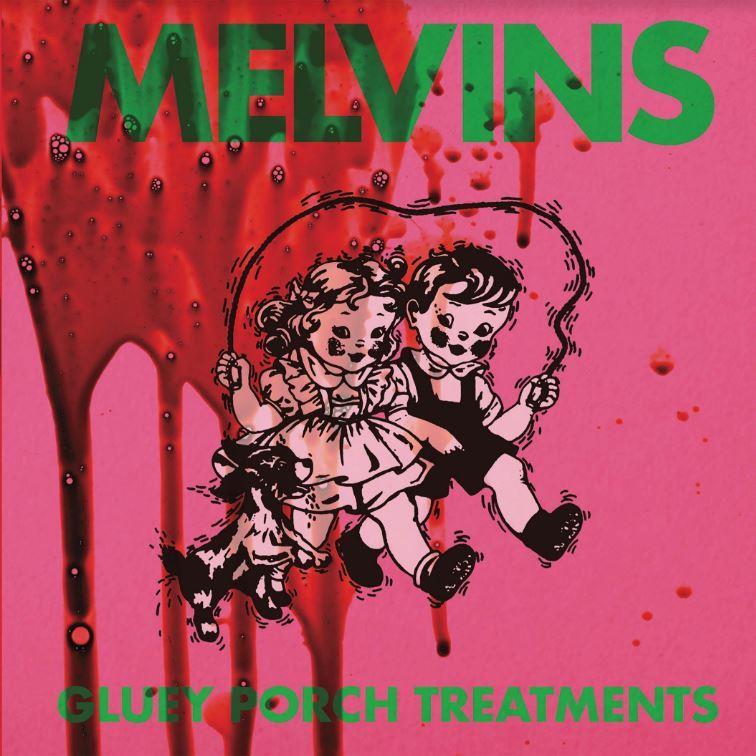 Melvins - Gluey Torch Treatment [LTD LP]