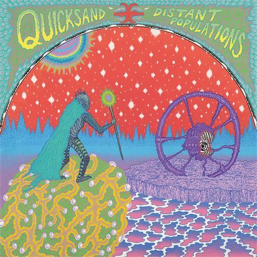Quicksand - Distant Populations [LTD LP]