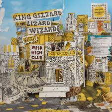 King Gizzard & The Lizard Wizard - Sketches Of Brunswick East [LP]