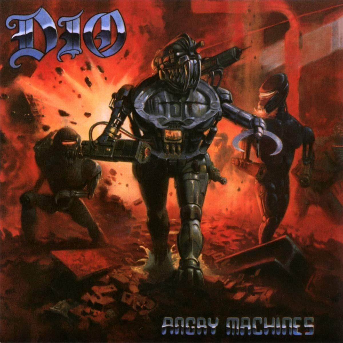 Dio – Angry Machines [LTD LP]