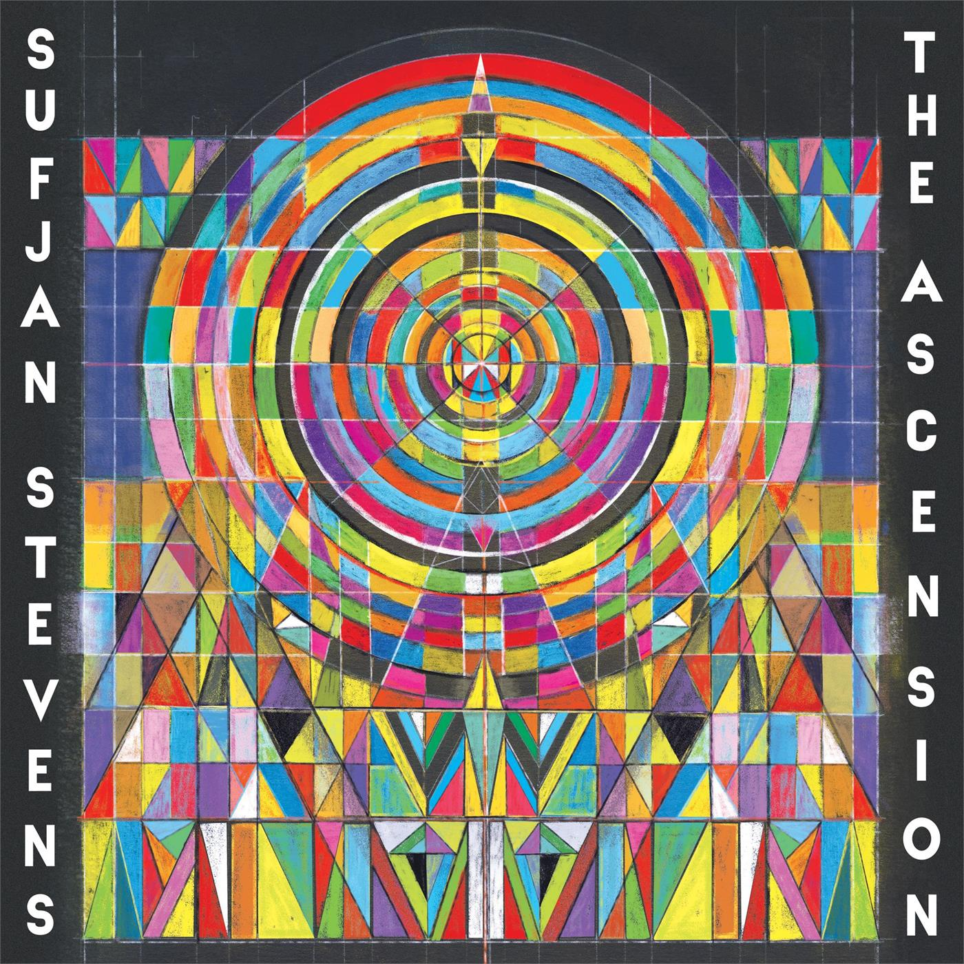Sufjan Stevens - The Ascension [LTD LP] (Clear vinyl)