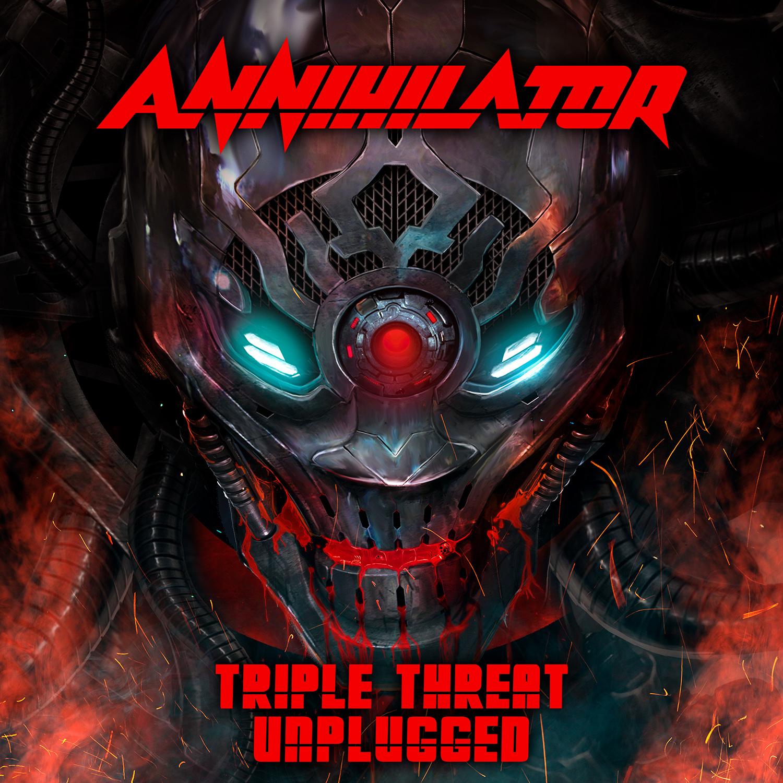 "Annihilator -  Triple Threat Unplugged [12"" Picture Disc] (RSD20)"