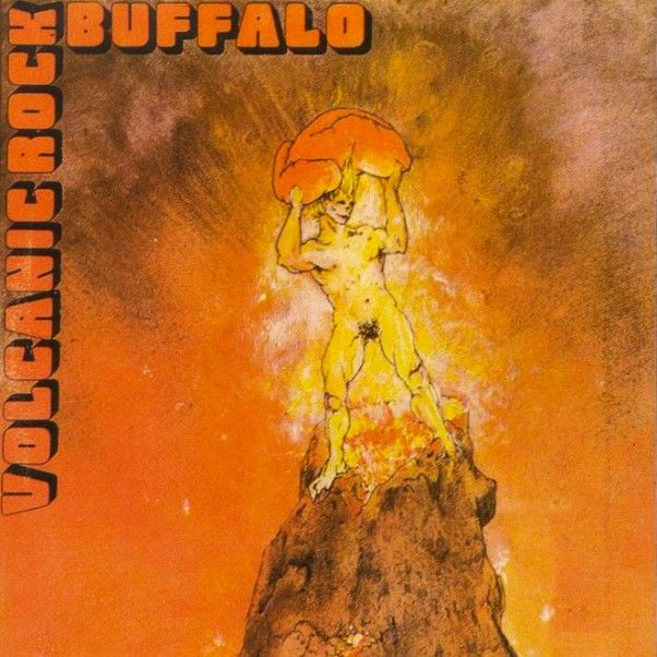 Buffalo - Volcanic Rock [LP]