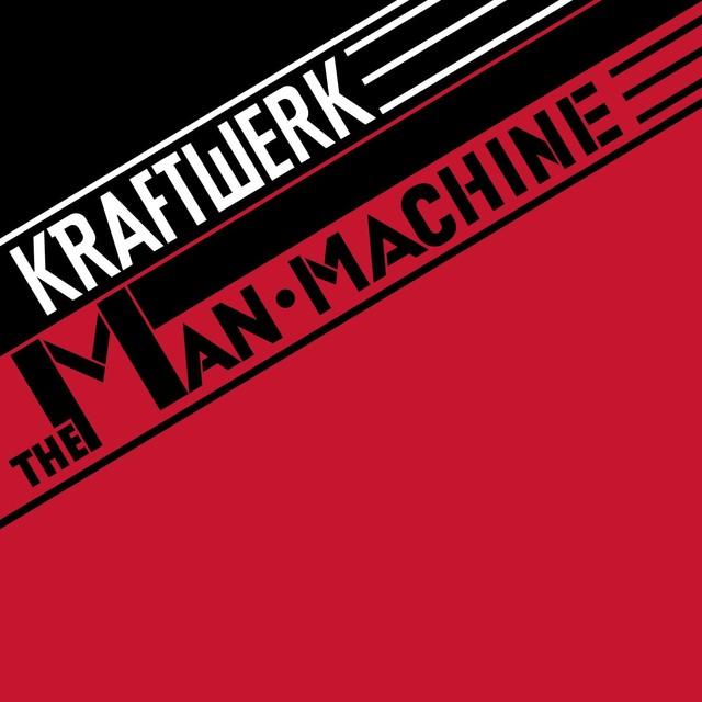 Kraftwerk - The Man•Machine [LP]