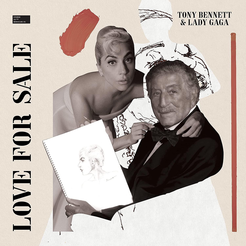 Lady Gaga & Tony Bennett - Love For Sale [LP]
